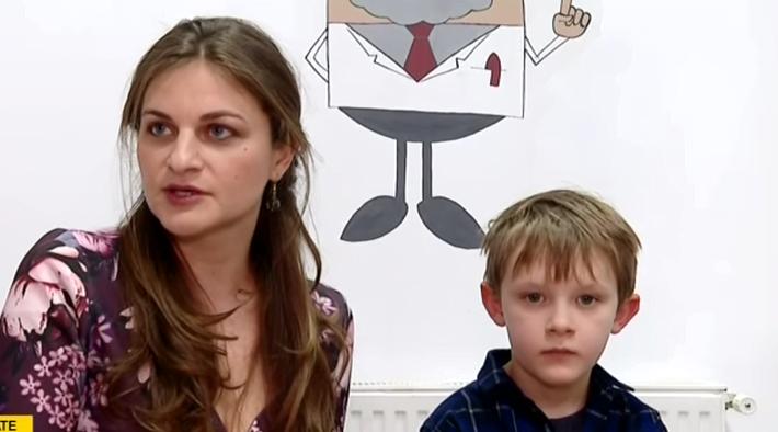 Printre geniile lumii la 7 ani. Robert are o minte care il situeaza in 1% din populatia lumii VIDEO | Demamici.ro
