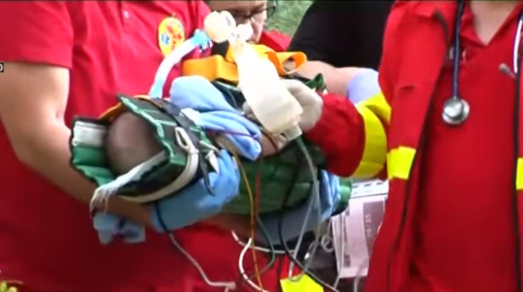 O mama din Galati si-a strangulat bebelusul de 8 luni. Femeia sufera de depresie VIDEO | Demamici.ro