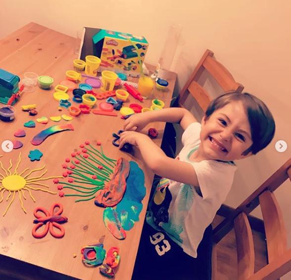 David a implinit 4 ani! Ce mesaj emotionant i-a transmis Andreea Mantea| Demamici.ro