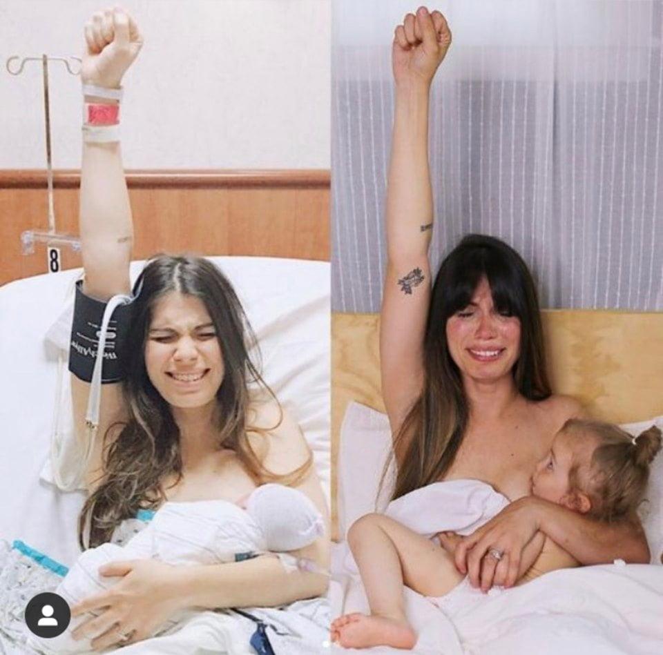 Alaptarea e iubire. O mama, filmata in timp ce alapta pentru ultima data, inainte de intarcare VIDEO | Demamici.ro