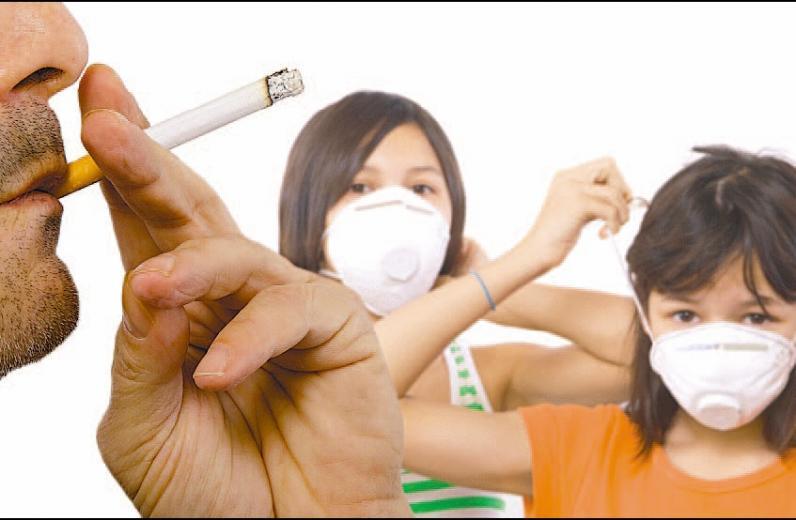 copiii fumeaza in medie 150 de tigari pe an