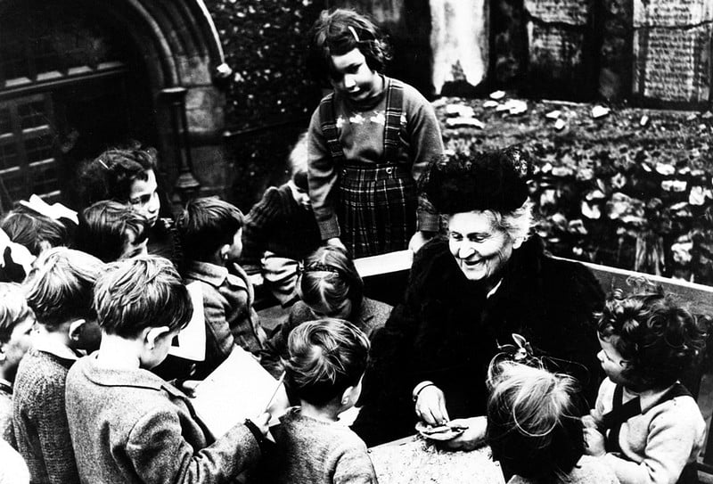 19 porunci ale Mariei Montessori