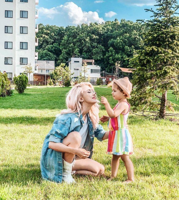 Prima fotografie cu Clara Maria, cea de-a doua fetita a Andreei Balan | Demamici.ro