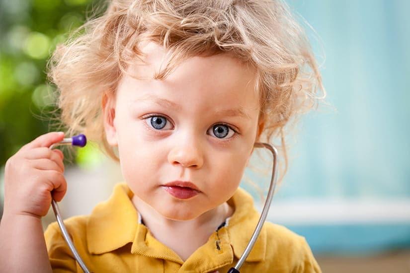 Totul despre bolile copilariei