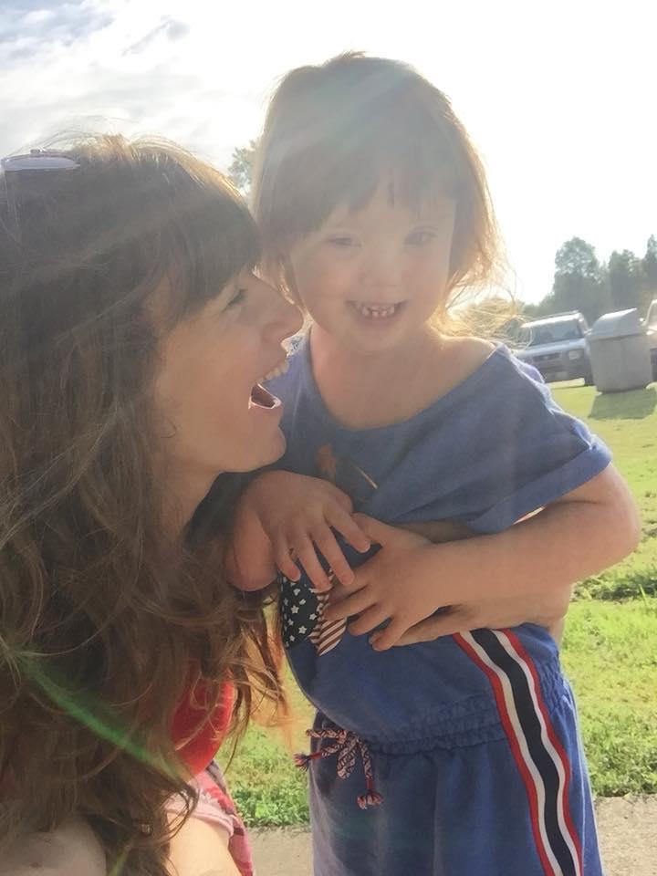 Scrisoarea emotionanta a unei mame catre fiica ei, cu sindromul Down | Demamici.ro