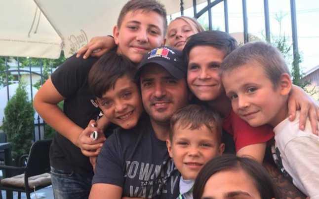 Bogdan Tanase copii