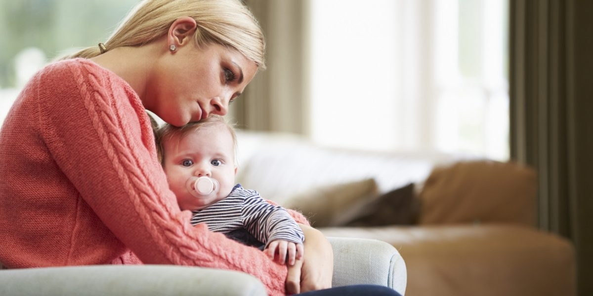 Marturia unei femei care a trecut prin depresia postnatala