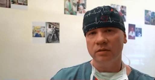 Medicul anestezist Ovidiu Lazar