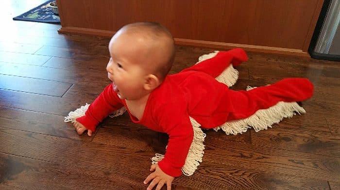 Pijama Mop pentru copii