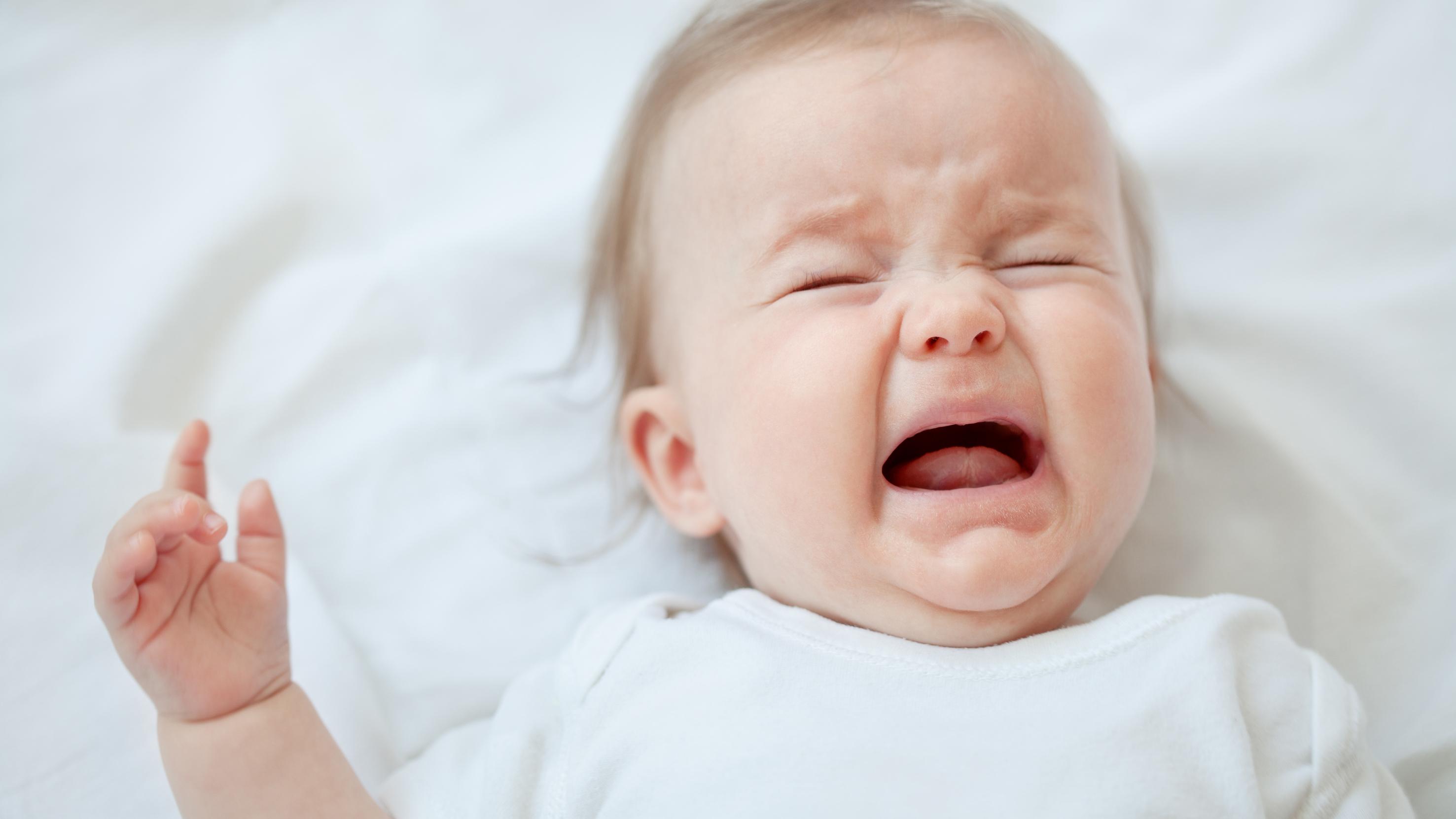 Bebelusul nu doarme noaptea. Iata de ce nu ar trebui sa te ingrijoreze