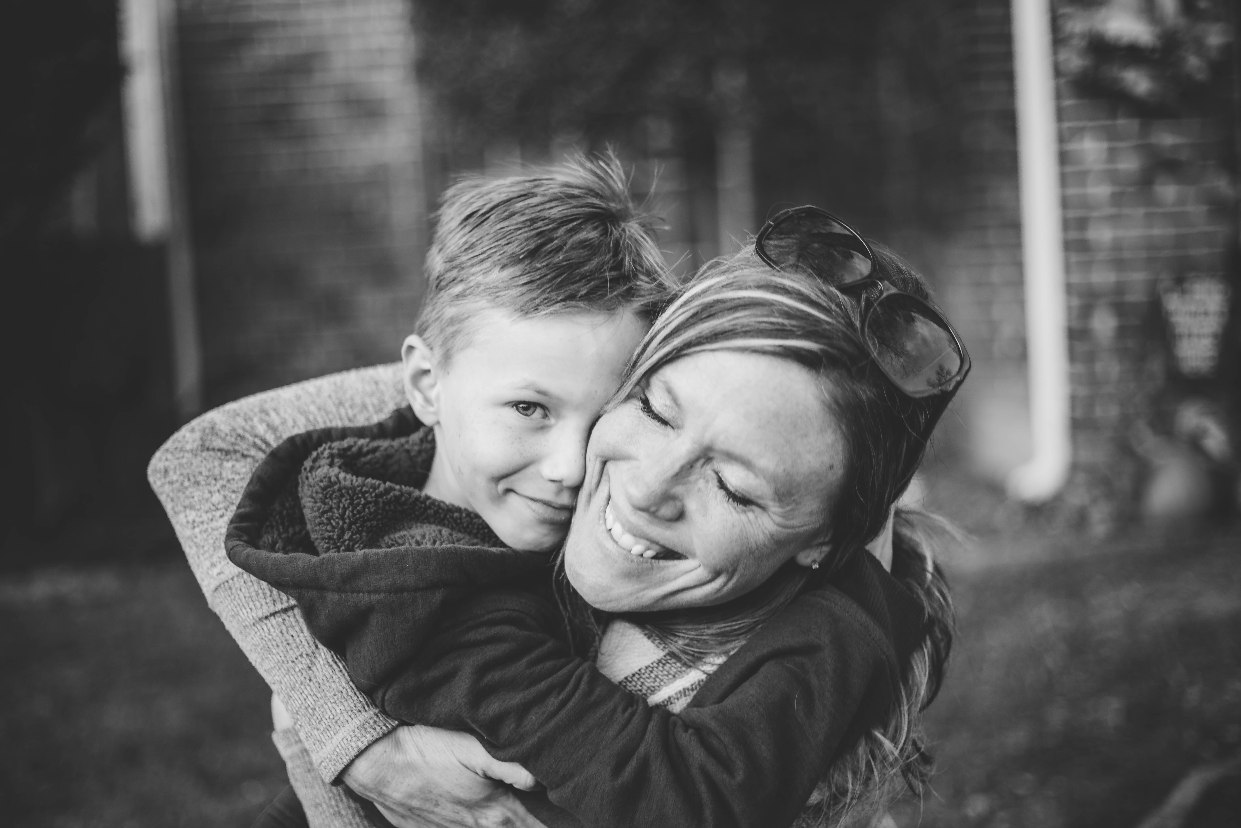 """Scrisoarea unei mame: """"Copilul meu scump, nu ai avea cum sa ma dezamagesti, pentru ca te ador oricum. Sunt cu tine mereu""""   Demamici.ro"""