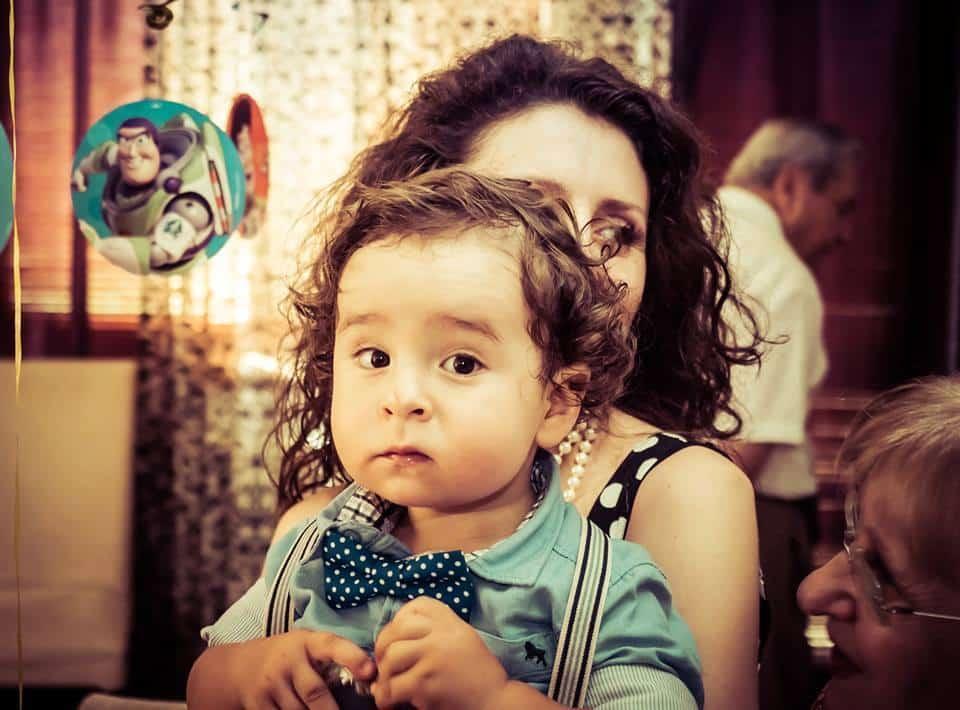 Catrina vrea sa-si vada baietelul crescand. Speranta mamicii sta in oamenii cu suflet mare | Demamici.ro