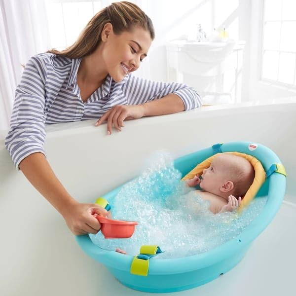 Cat de des facem baie copilului? Baia zilnica, recomandata sau nu? | Demamici.ro