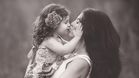 Ziua in care am devenit mama ta m-a schimbat definitiv | Demamici.ro
