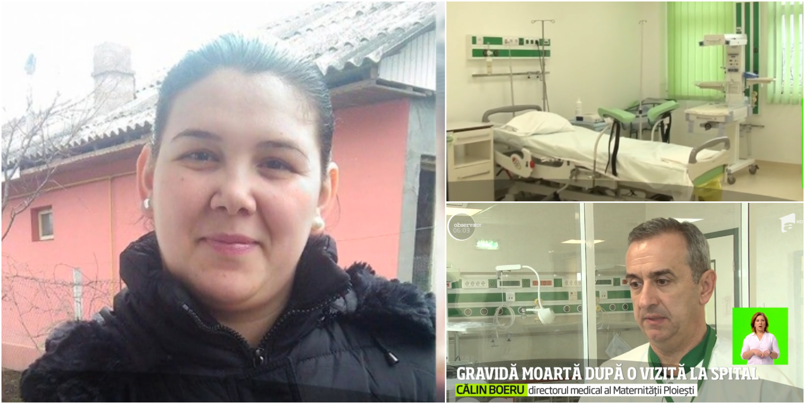 Tanara insarcinata in 9 luni a murit fulgerator dupa ce s-a intors de la spital. Mihaela trebuia sa nasca in cateva zile | Demamici.ro