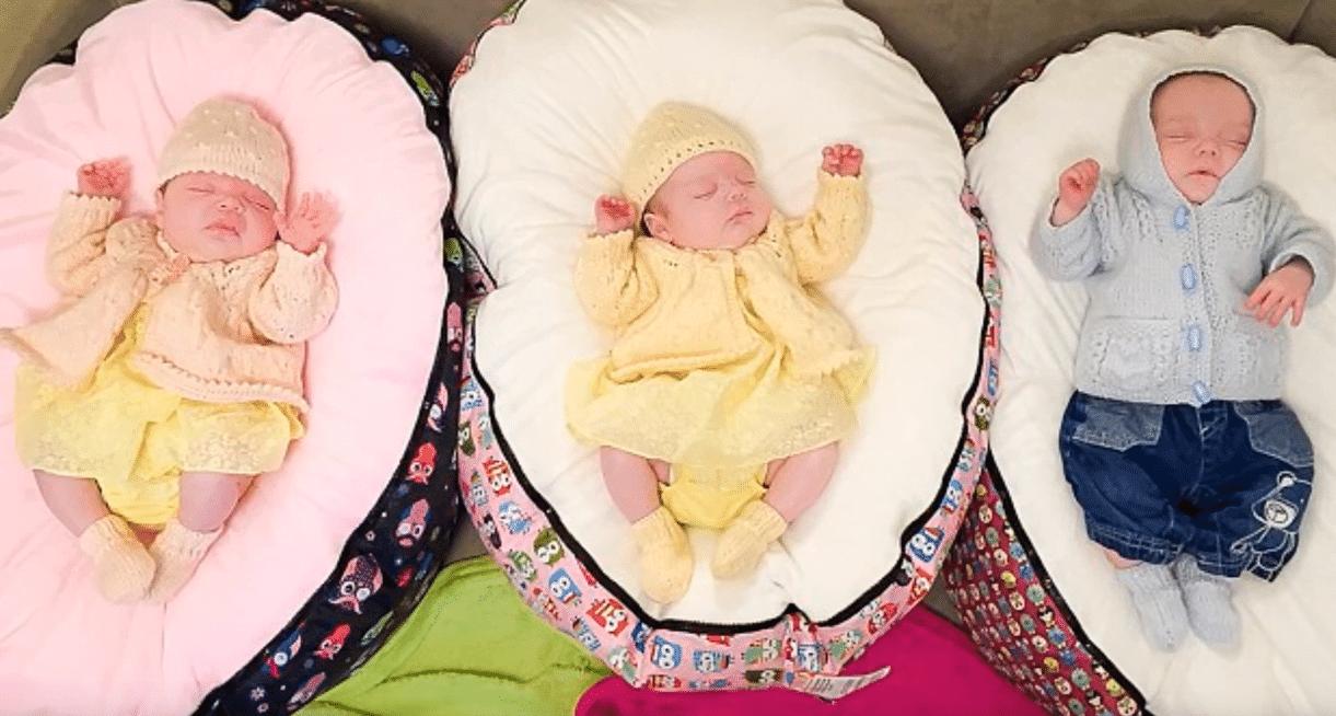 A nascut 4 bebelusi in 11 luni si nu sunt cvadrupleti | Demamici.ro