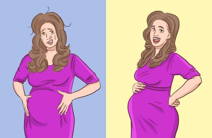 Obiceiuri nocive in sarcina