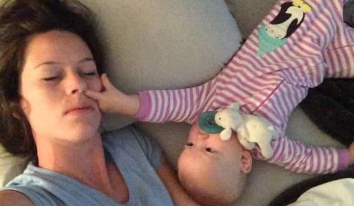 Regresia somnului de la 4 luni | Demamici.ro