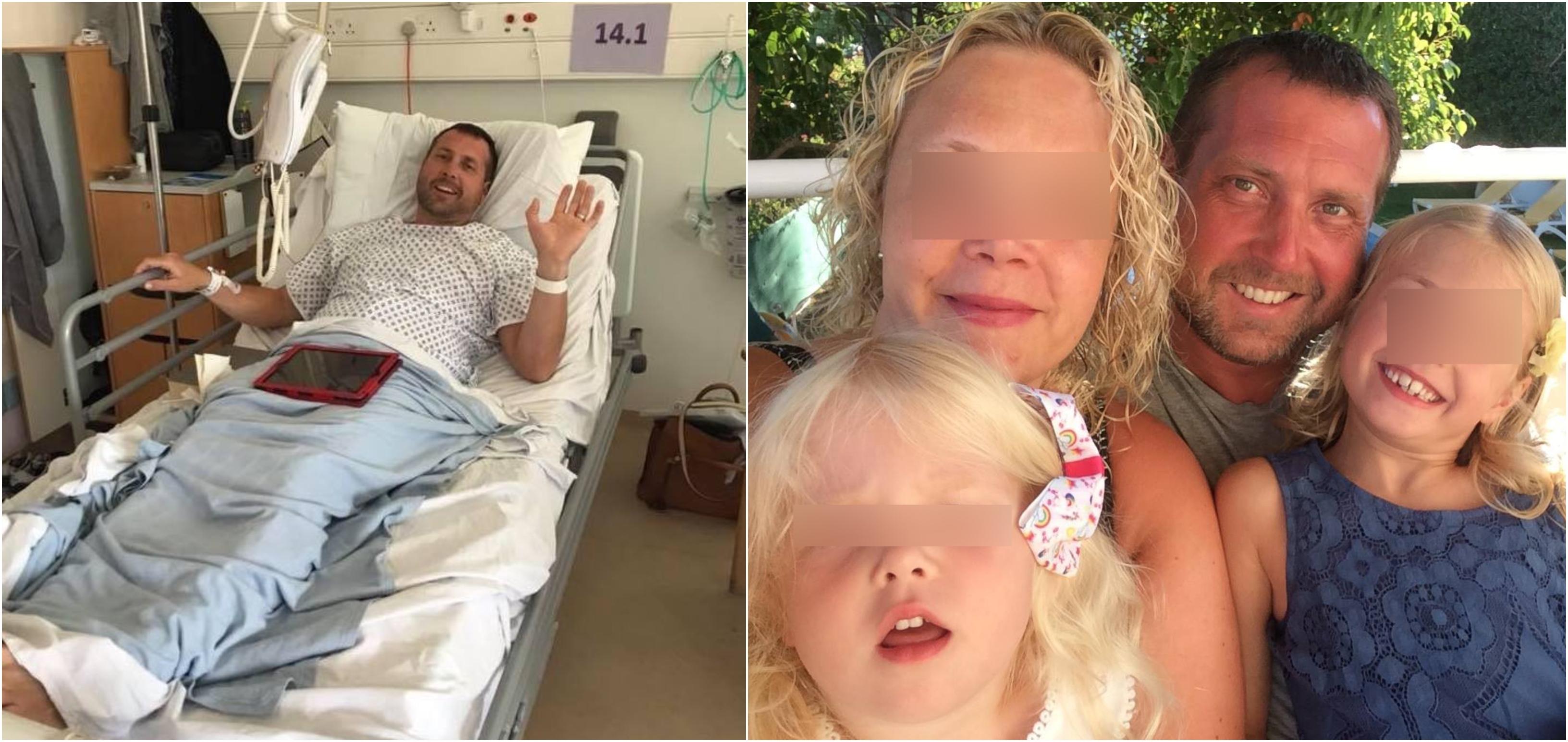 Tatal a doua fetite a devenit cea mai tanara victima a coronavirusului din Marea Britanie. Barbatul avea 45 de ani | Demamici.ro