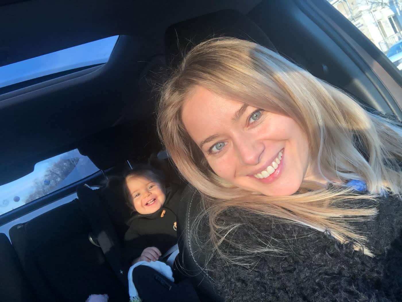 Laura Cosoi, despre cea de-a doua sarcina. Cum a decurs primul trimestru si cum a dat familiei vestea cea mare | Demamici.ro