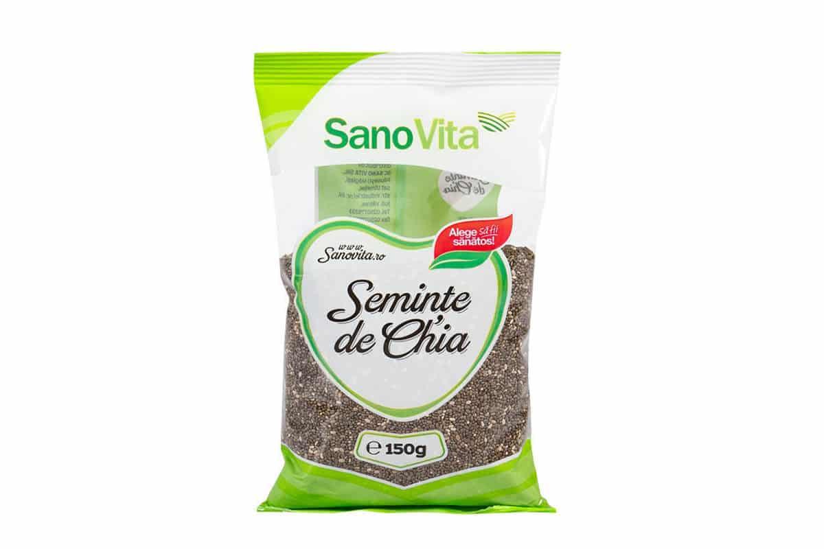 Alerta alimentara! Seminte de chia contaminate cu Salmonella, retrase de la vanzare de Sano Vita   Demamici.ro