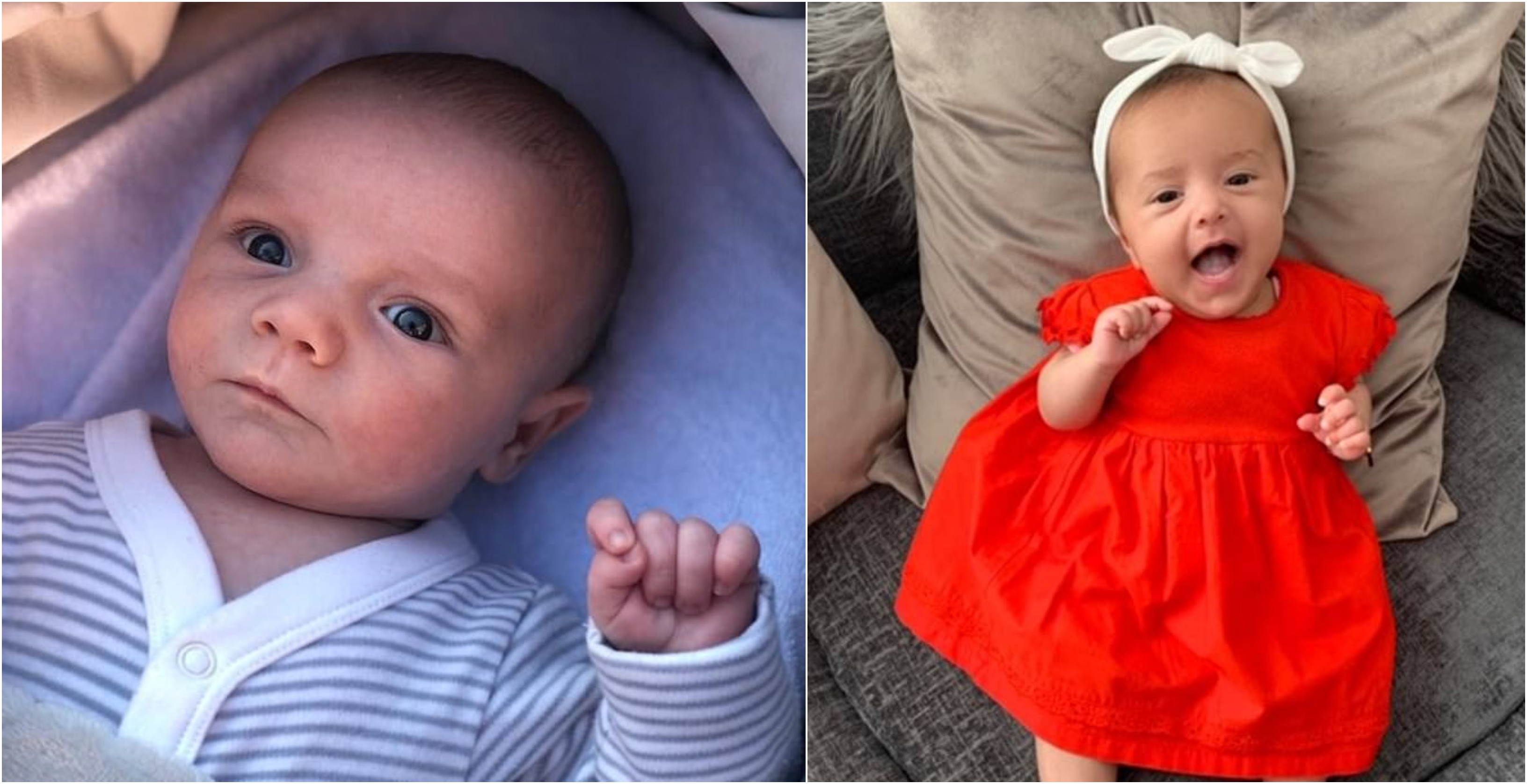 Exista speranta. La nici doua luni de viata, doi bebelusi au invins coronavirusul | Demamici.ro