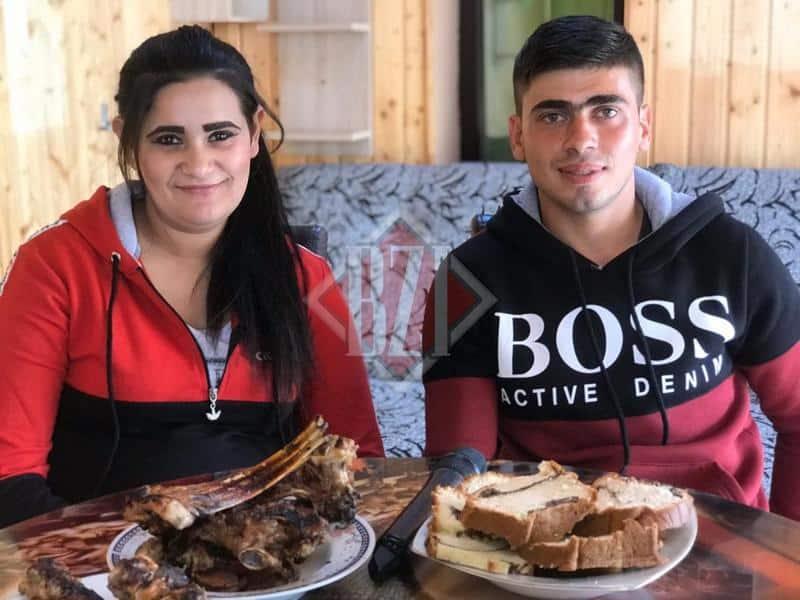 "Taticul calaret si familia, primul Paste in casa noua! ""Ne-am schimbat de cand ne-am mutat"" VIDEO   Demamici.ro"