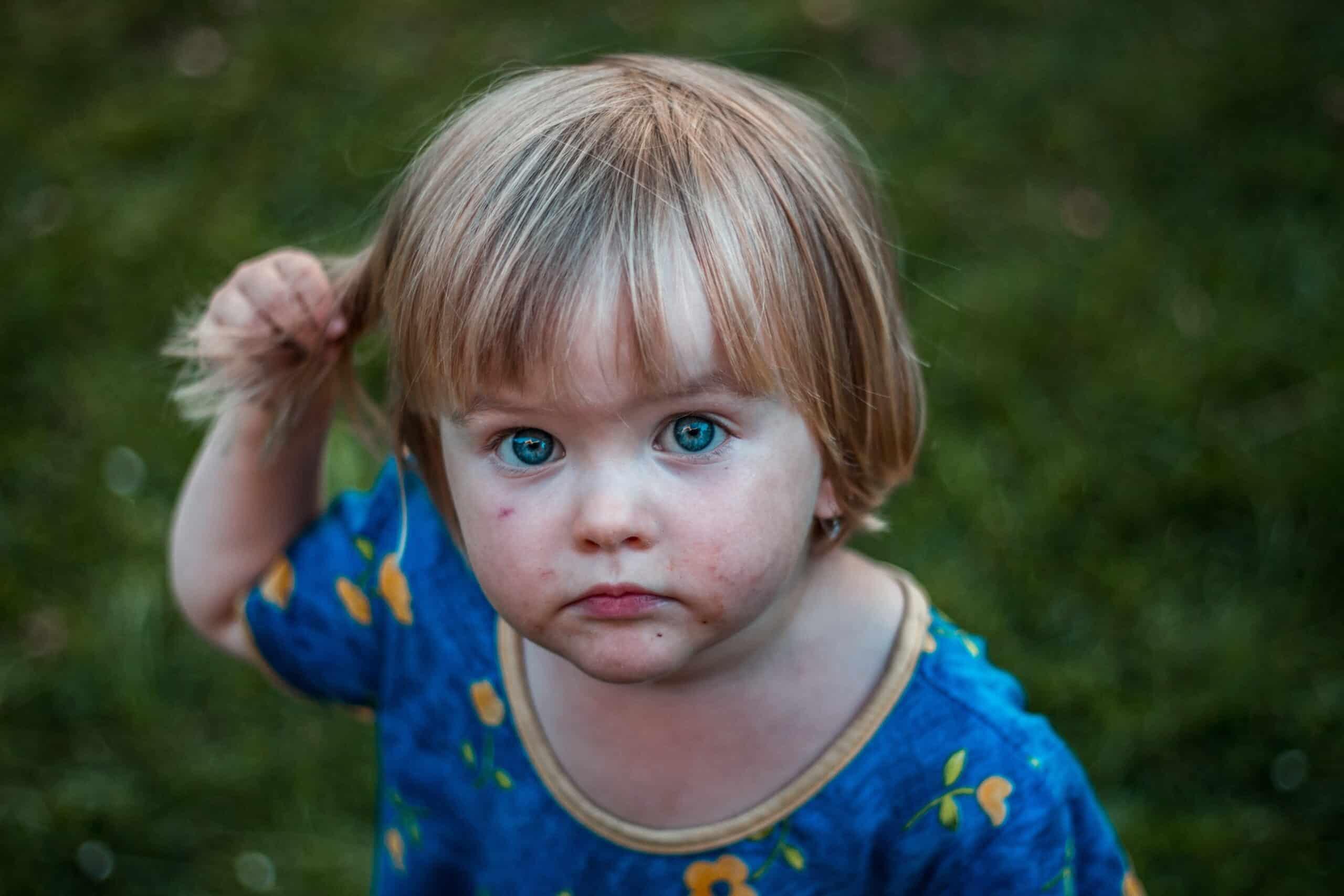 Copiii de 2 ani sunt si ei magici