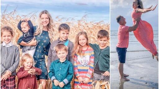 """Marina Cârnaț, mamă cu 7 copii, sfaturi practice pentru familiile numeroase: """"Nu ai nevoie de lux să crești mulți copii"""""""
