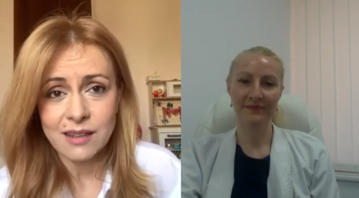 Sarcina in vremea pandemiei. Simona Gherghe, interviu cu Dr. Mona Zvanca! Specialistul in morfologie fetala a raspuns la intrebari VIDEO | Demamici.ro