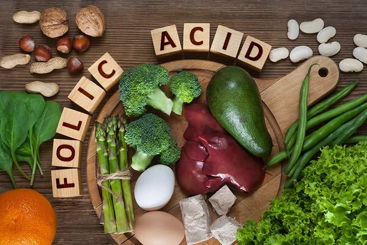 Acidul folic și rolul lui major în sarcină