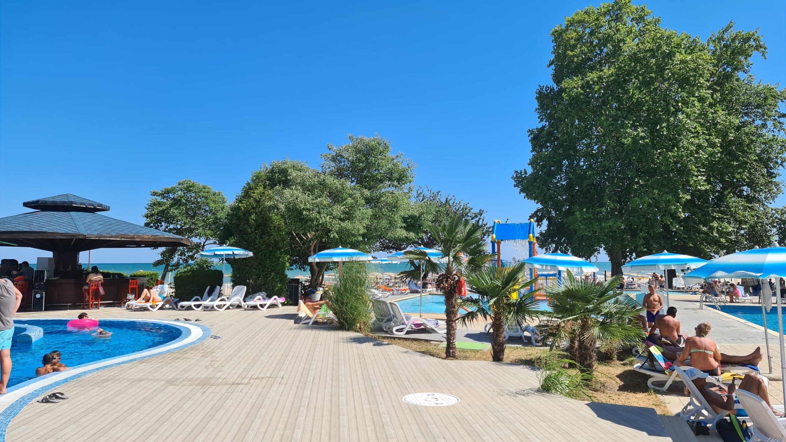 Impresii despre Hotel Kaliakra Albena 4* după o vacanță cu un copil mic. Review detaliat   Demamici.ro