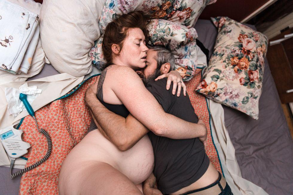 Când nasterea devine arta. 8 fotografii magice premiate international