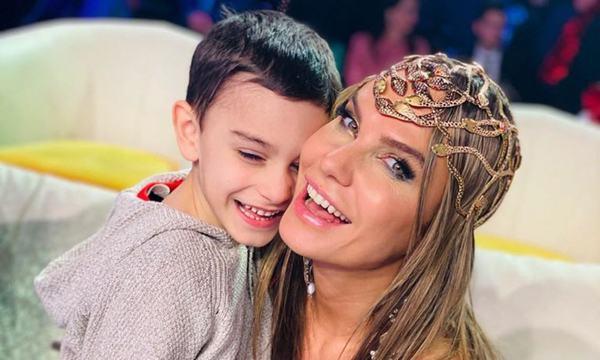 Anna Lesko, probleme de sănătate cu băiețelul, din cauza tabletei