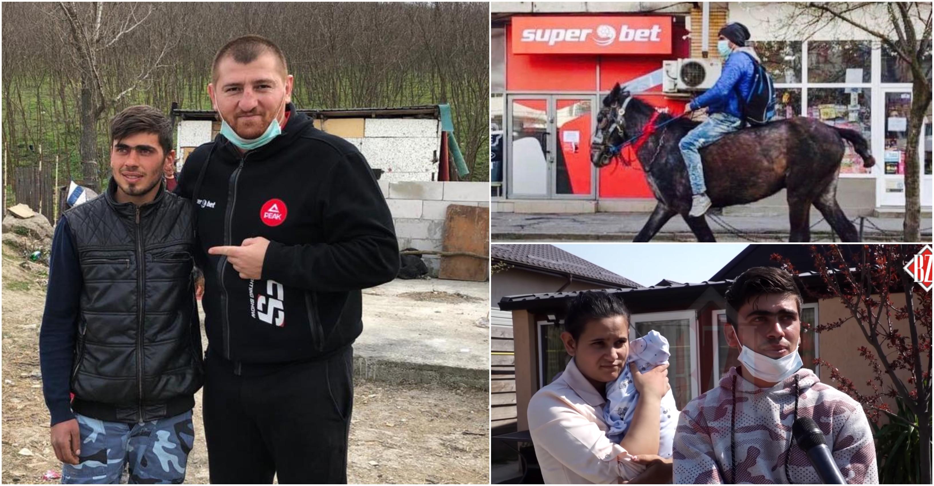 Tăticul călăreț, anchetat de polițiști. Bărbatul ajutat de Moroșanu nu a mai fost văzut în casa primită cadou | Demamici.ro