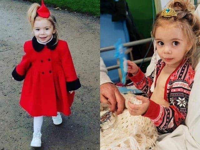 """Thalia, fetița de 5 ani care avea nevoie de o inimă nouă, a murit înainte să o primească: """"Dormi în linişte, prințesa noastră"""""""