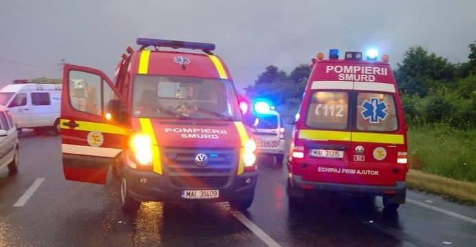 Un bebeluș a murit într-un accident cu impact frontal la Hunedoara. Bunica îl ținea în brațe | Demamici.ro