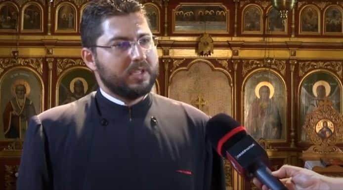 România, țara copiilor flămânzi. Un preot din Galați a transformat cutia milei într-un spațiu unde oamenii pot dona mâncare