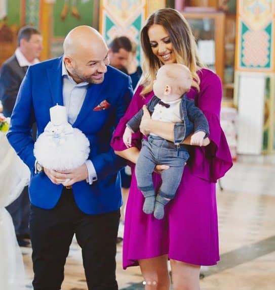 """Andrei Ștefănescu a divorțat după 7 ani de căsnicie: """"Vom petrece mult timp împreună, de dragul copilului"""""""