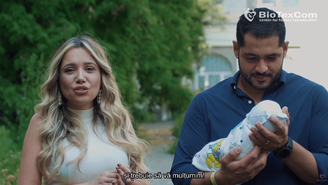 După 8 ani de sarcini pierdute și multe lacrimi, a devenit mămică! Cum a fost ziua în care și-a strâns pentru prima dată fiica la piept VIDEO emoționant | Demamici.ro