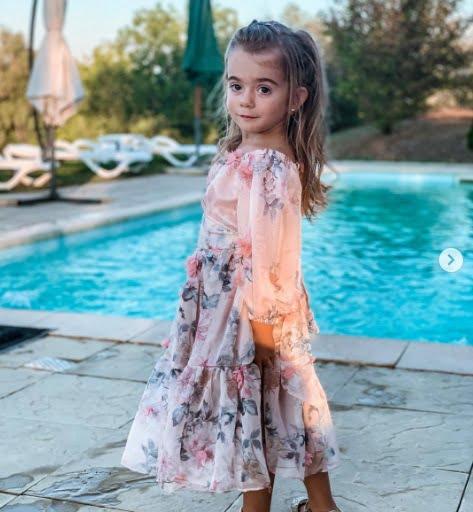 """Cătălina Grama, o mămică împlinită! Jojo a serbat-o pe Zora, fetița ei de 4 ani: """"Mulțumită ție trăiesc cu fluturi în stomac în fiecare zi"""""""