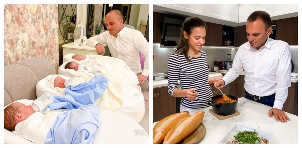 Cristina are 23 de ani și e mamă a 11 copilași. Tânăra și soțul ei turc visează să aibă peste 100 de copii