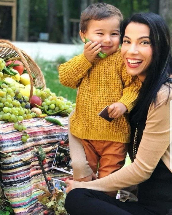 Irina Mohora, însărcinată în 7 luni cu al doilea copil. A anunțat sexul bebelușului