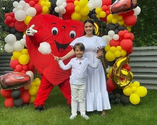 """Andreea Mantea, 6 ani alături de David: """"La mulți ani, puiul meu mult dorit!"""""""