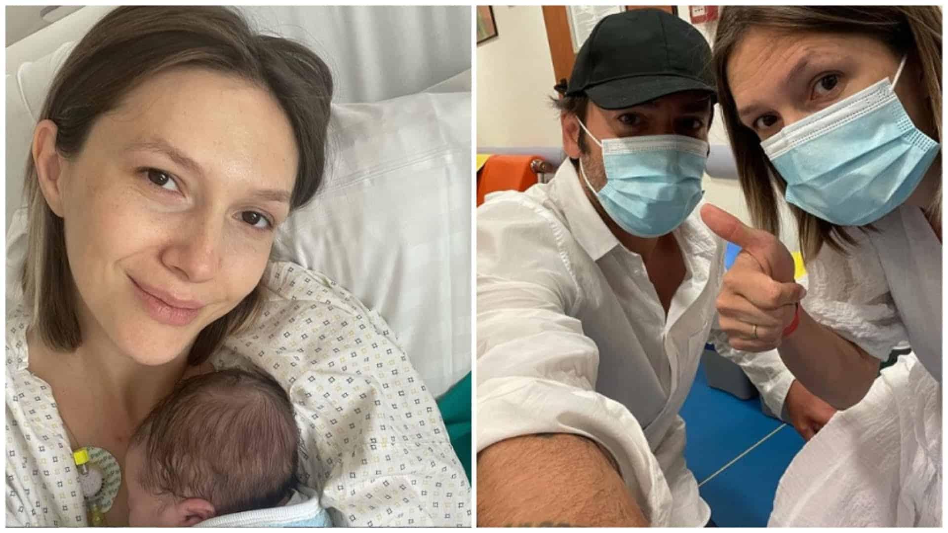 """Adela Popescu, jurnal de naștere naturală: """"Mă tânguaim și imploram pentru încă puțină anestezie"""""""