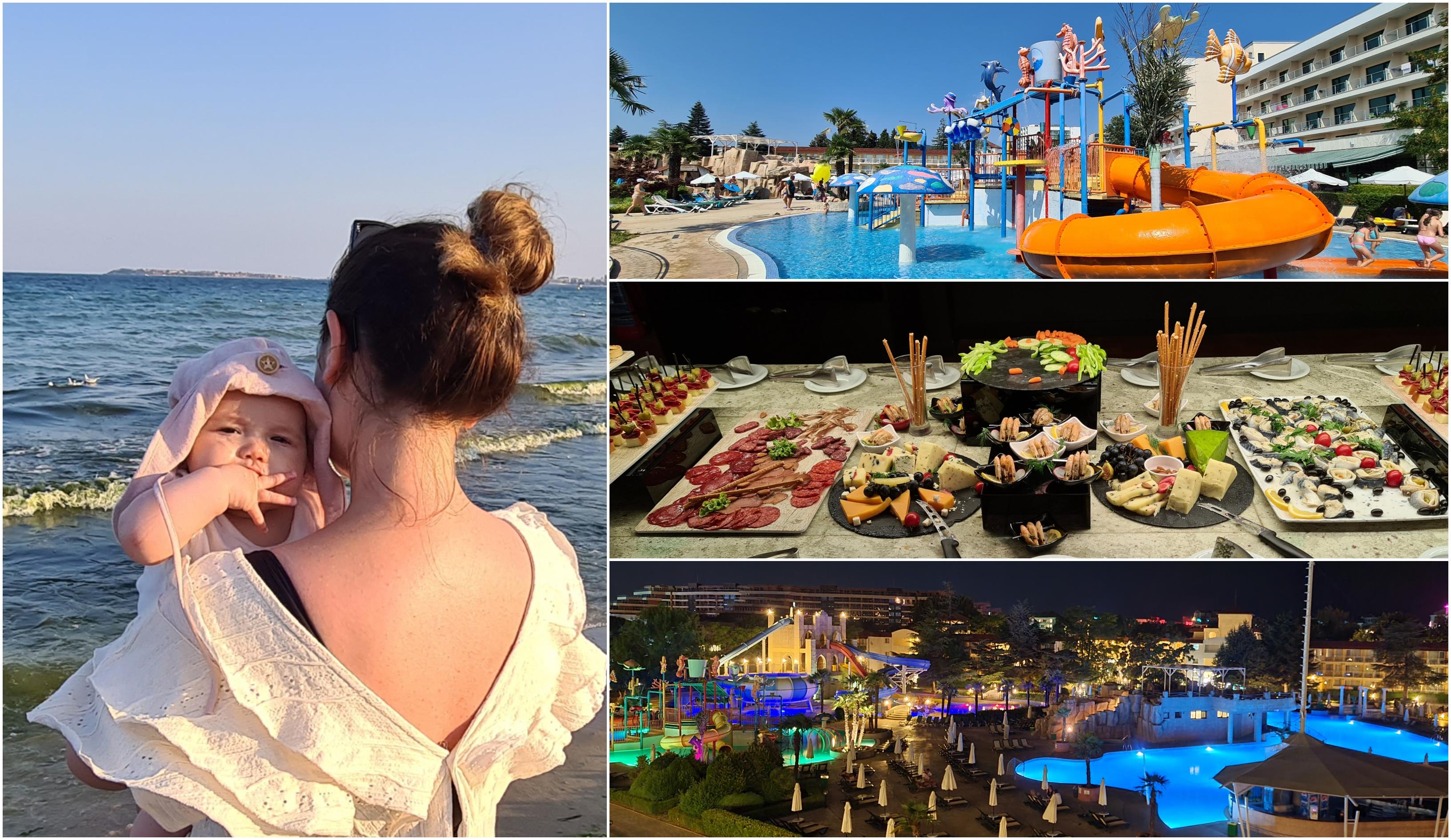 Evrikaaa! Da, am descoperit o super locație de vacanță pentru familiile cu copii. Review despre DIT Hotel Evrika Beach Club Sunny Beach   Demamici.ro
