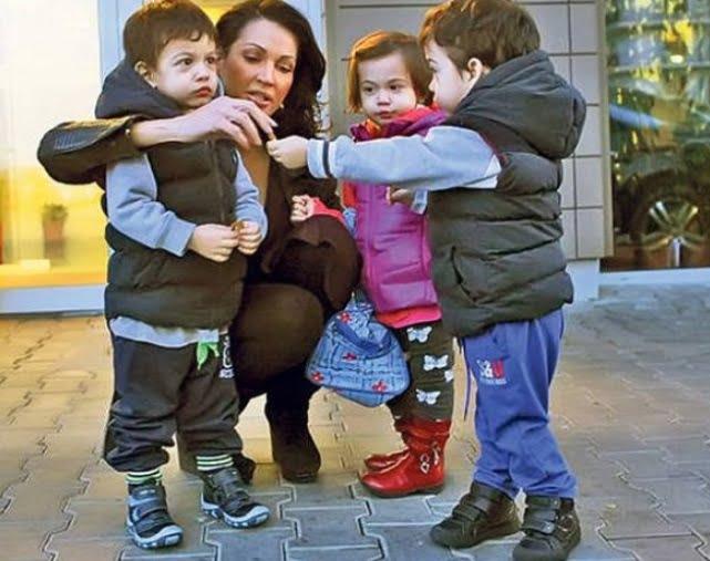 """Nicoleta Luciu, viața de mamă cu patru copii. Cel mare are deja 13 ani: """"Aici copiii cresc ca pe vremea noastră"""""""